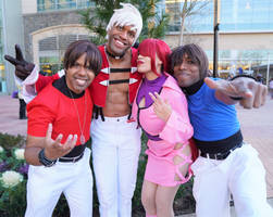 King Of Fighters New Faces Team