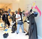Kingdom Hearts III Gang by R-Legend