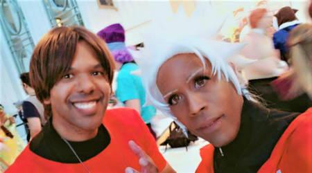 Orochi Chris and Archer