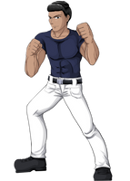 Commission: Ryan from River City Ransom