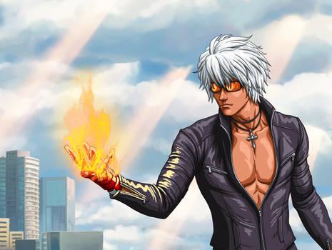 Commission: The Dark Hero