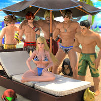 Commission: The Summer Of Smash