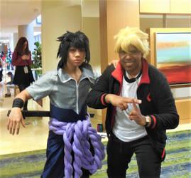 Sasuke and Boruto II