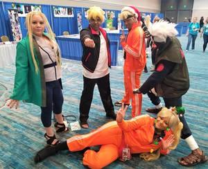 Naruto Generations Group Shot