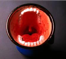 Loud mug inside view by SuperLinZ