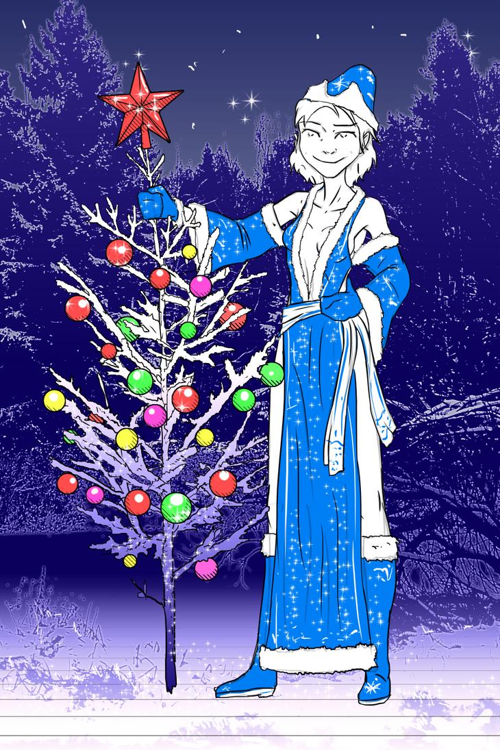 Happy New Year by Lesovic