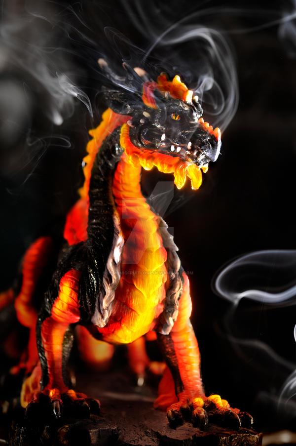 Smoking Inferno by DemonicFruitLoop