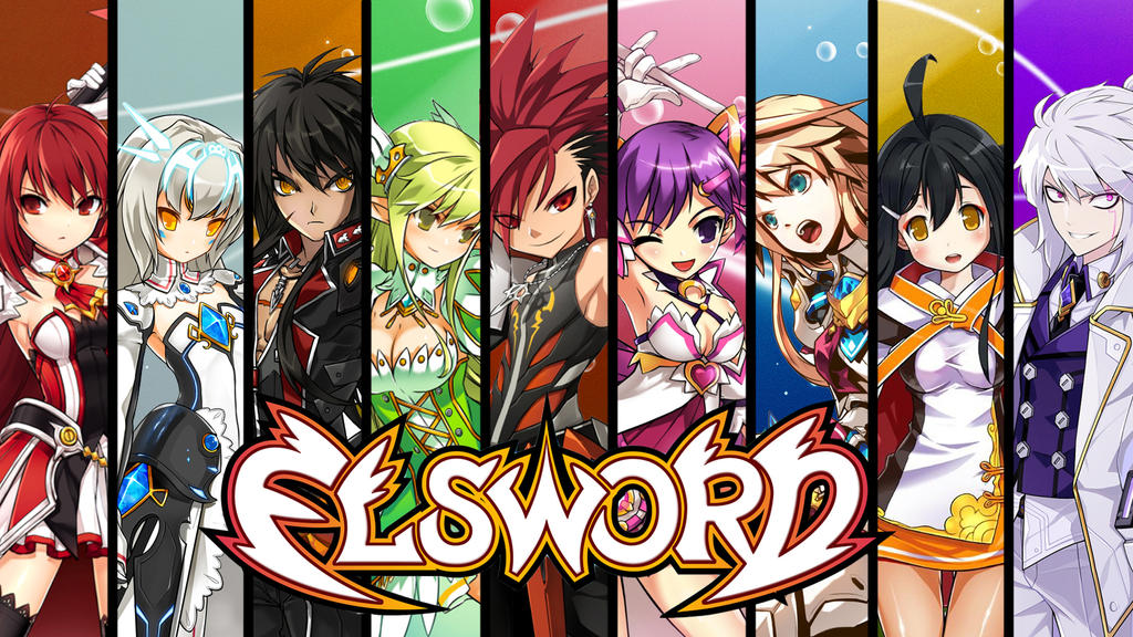 Elsword wallpaper updated by tyusidwi on deviantart elsword wallpaper updated by tyusidwi voltagebd Choice Image