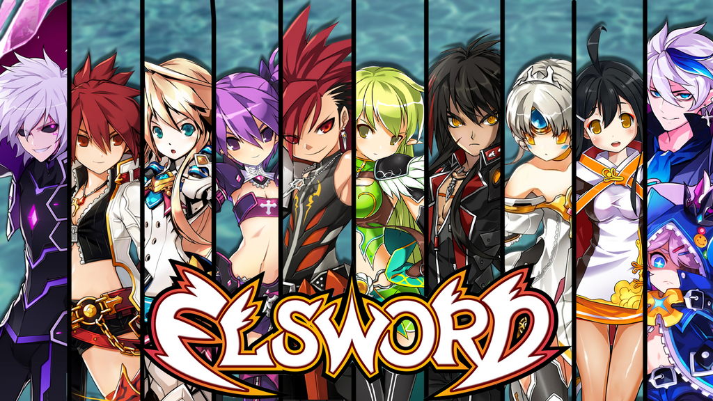 [Top 10] - Especial ANIMAX Elsword_wallpaper_by_tyusidwi-d8i4vct