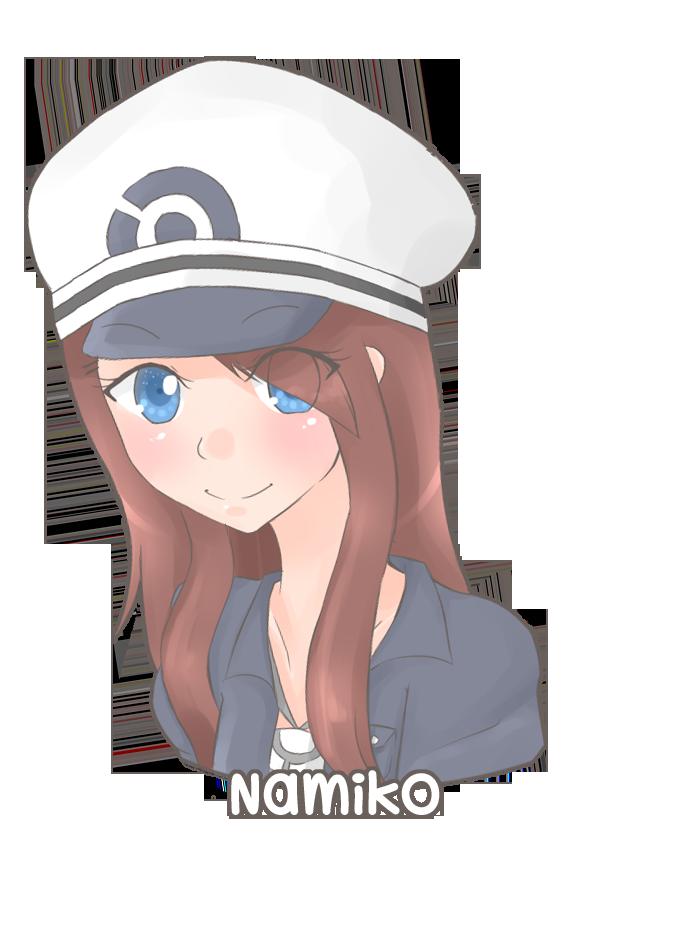 Namikooooooo PKMN OC by RainingTeddyBears