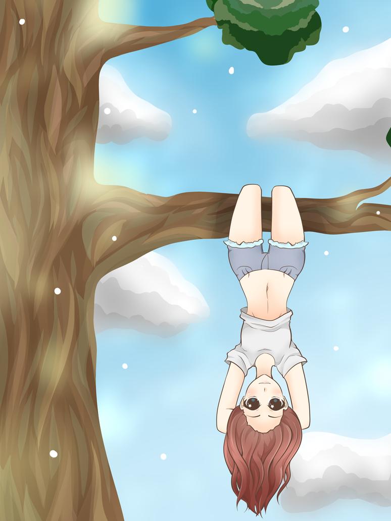 Hanging *w* by RainingTeddyBears