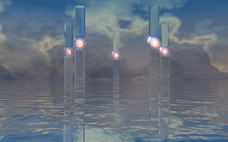 Pillars by someoneelse6