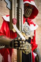 Warhammer 40000 armor craft adept by Nitrogen52rus