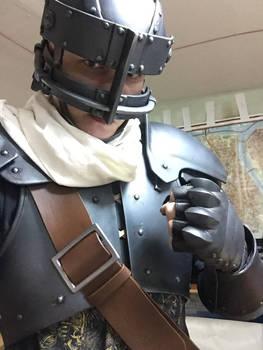 Berserk cosplay