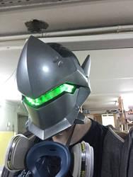 Genji helmet