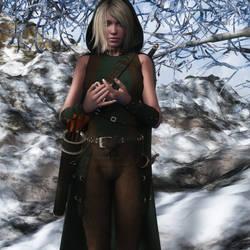 Snowbound by Everild-Wolfden