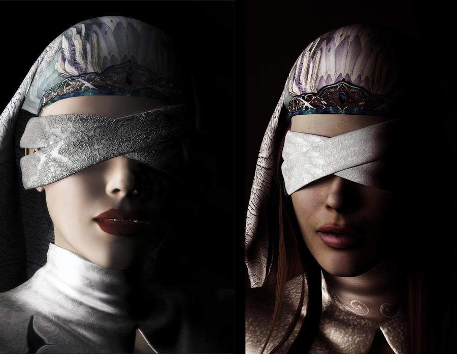 Blind Innocence Comparison by Everild-Wolfden