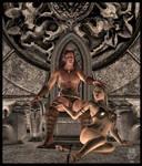 Barbarian 2 by Everild-Wolfden