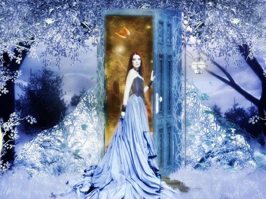 Magic Door by Everild-Wolfden ... & Magic Door by Everild-Wolfden on DeviantArt