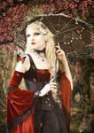 Madama Butterfly by Everild-Wolfden