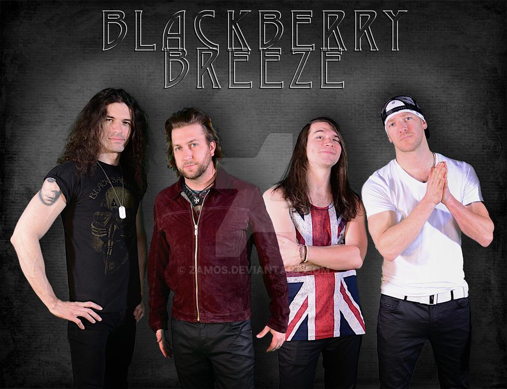 Blackberry Breeze by Zamos