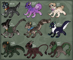 Adopt Batch #2 [8/9 Open] REDUCED PRICE