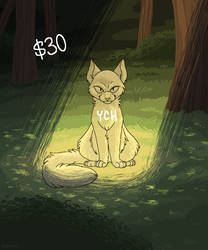 [OPEN] Pixel YCH: Ray of Light