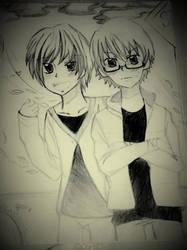 Bestie XD by Ayaki14