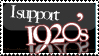 Stamp - 1920s by rachitick