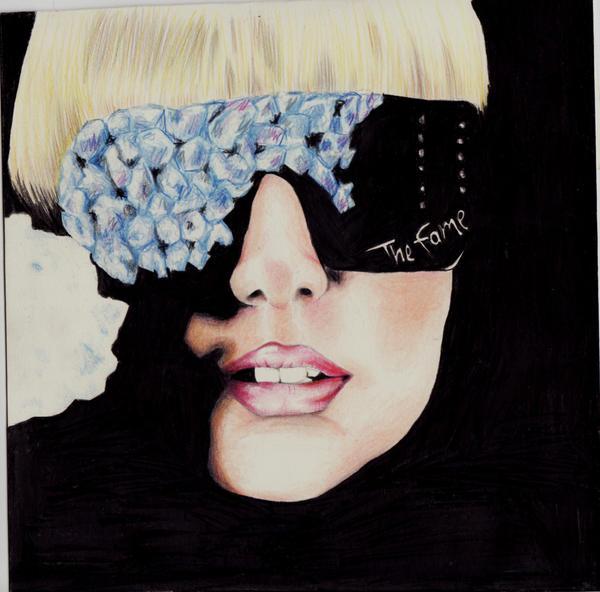 lady gaga artwork