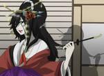 -collab- Hydra Geisha