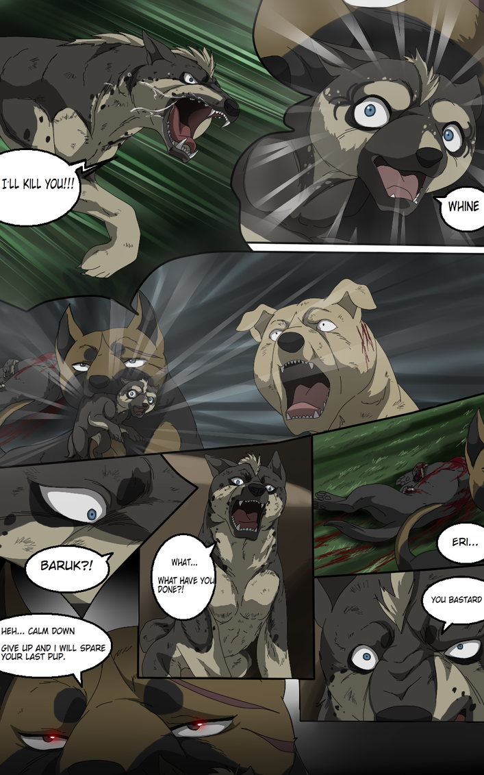 Gnk Ch 1 Page 2 By Lordsecond On Deviantart Gng Jelly