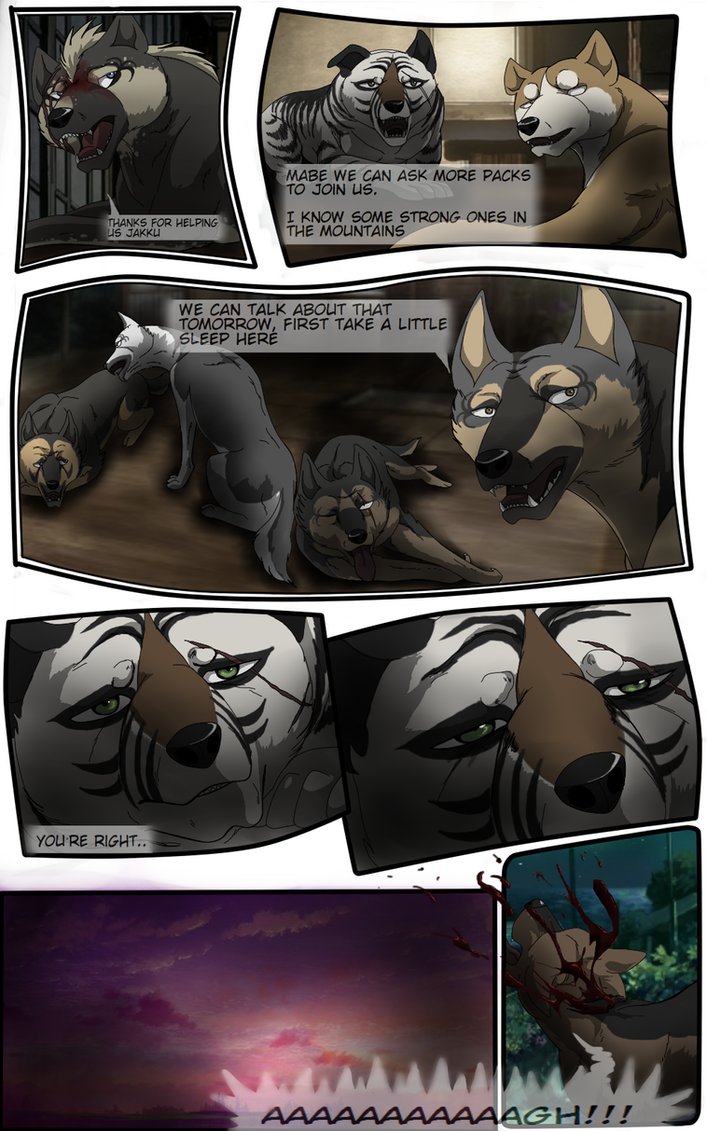 Gnk Ch 2 Page 8 By Lordsecond On Deviantart Gng Jelly