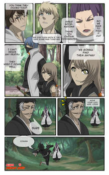 BLEACH Standing Nation - Page 15