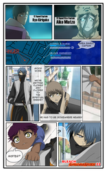BLEACH Standing Nation - Page 22