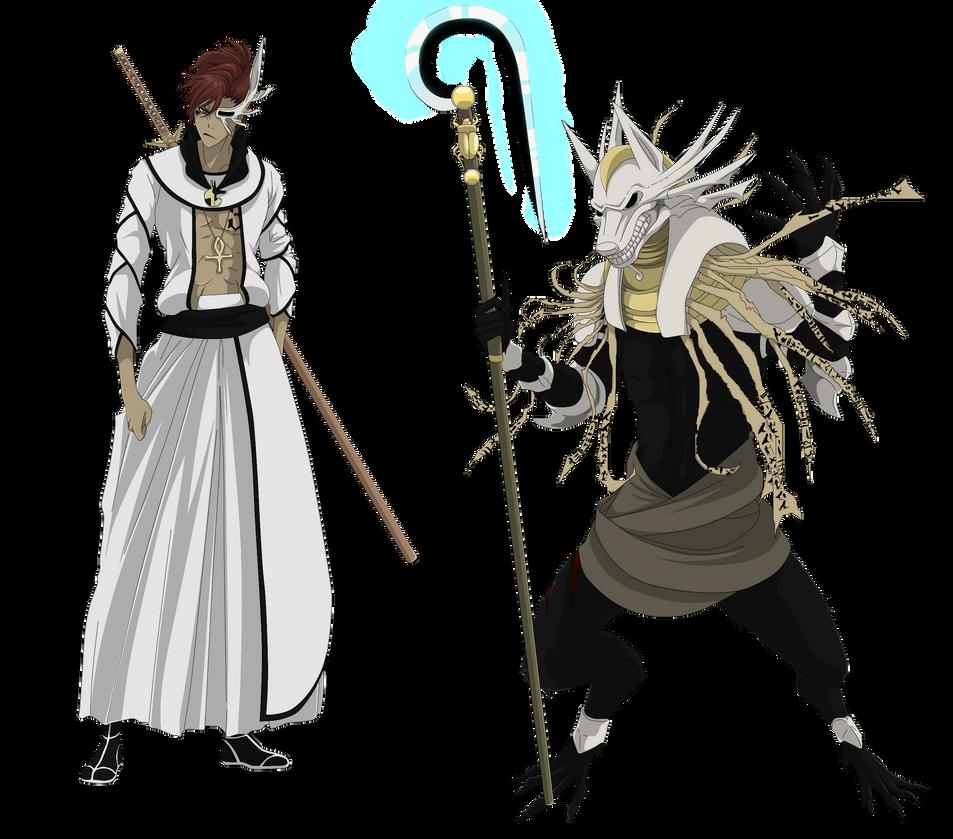 Tres espada tassalon by lordsecond on deviantart - Bleach espadas ...