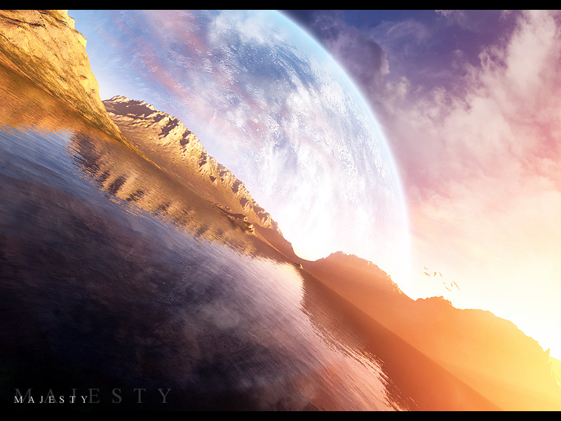 majesty by Flamegfx