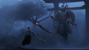 Assault on Samurai by ArtfulBeast
