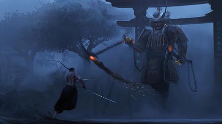 Assault on Samurai