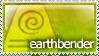 Earthbender Stamp