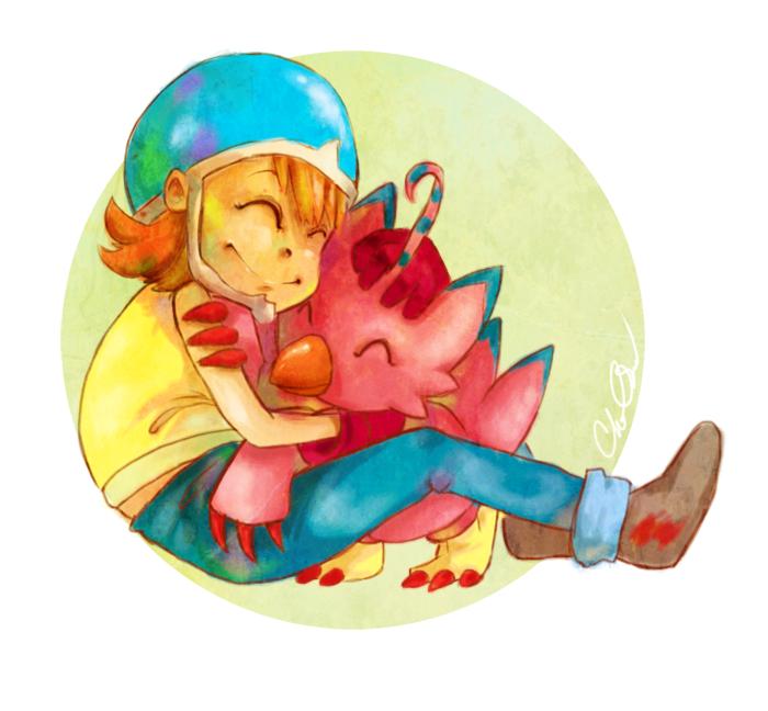 Snuggle by ync
