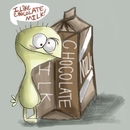 Chocolate Milk by ync