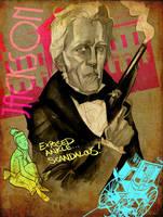 Andrew Jackson by EvanBryce