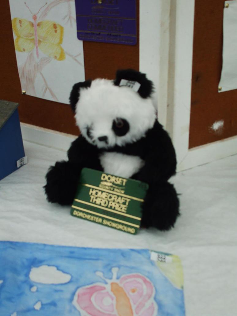 Panda by plushgirl94
