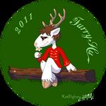 Agoston badge 1