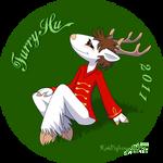 Agoston badge 2