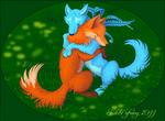 A warm hug by KekPafrany