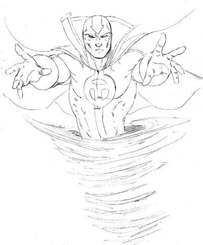 how to draw a cartoon tornado