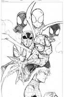 Spidermen! by demonplague