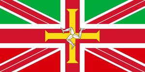UK Flag (Albany Plan)